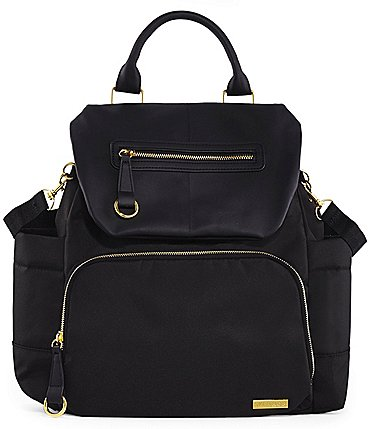 Image of Skip Hop Chelsea Downtown Chic Backpack Diaper Bag