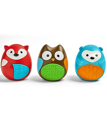 Image of Skip Hop Explore & More Egg Shaker Trio