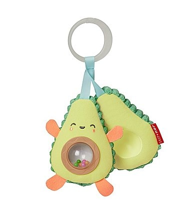 Image of Skip Hop Farmstand Avocado Stroller Toy