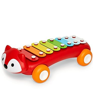 Image of Skip Hop Instrumental Fox Musical Xylophone