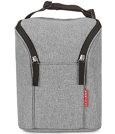 Image of Skip Hop Grab and Go Double Bottle Bag