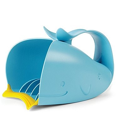 Image of Skip Hop Moby Whale Waterfall Bathtub Rinser