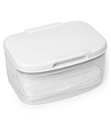 Image of Skip Hop Nursery Style Wipes Holder