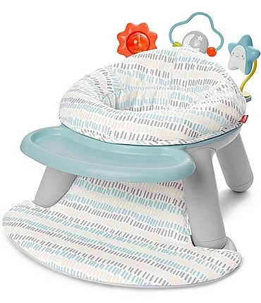 Image of Skip Hop Silver Lining Cloud 2-In-1 Activity Floor Seat