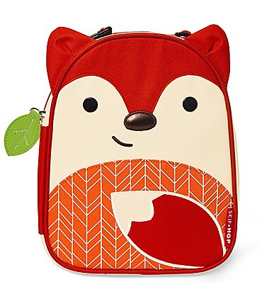 Image of Skip Hop Zoo Fox Lunch Box