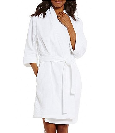Image of Spa Essentials by Sleep Sense Short Wrap Robe