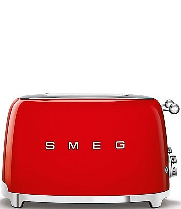 Image of SMEG 50's Retro 4x4 Slot Toaster