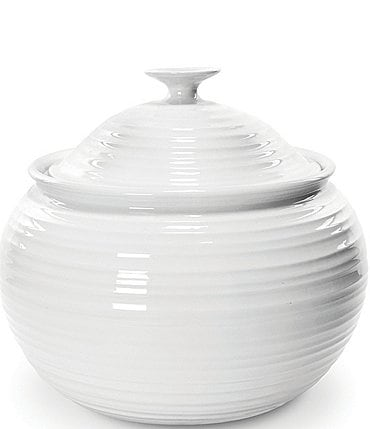 Image of Sophie Conran for Portmeirion Porcelain Covered Casserole