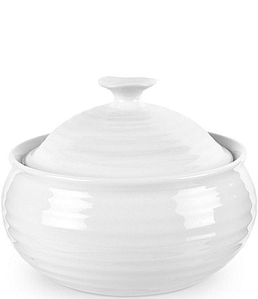 Image of Sophie Conran for Portmeirion Porcelain Mini Covered Casserole