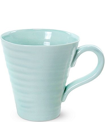 Image of Sophie Conran for Portmeirion Ribbed Porcelain Mug