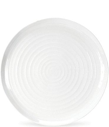Image of Sophie Conran for Portmeirion White Porcelain Round Platter