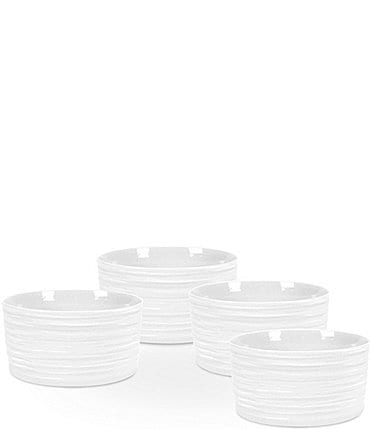 Image of Sophie Conran for Portmeirion 4-Piece White Ramekins Set