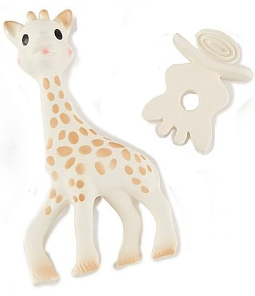 Image of Sophie La Girafe So Pure Teether Set