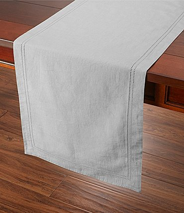 Image of Southern Living Double Hemstitched Table Runner