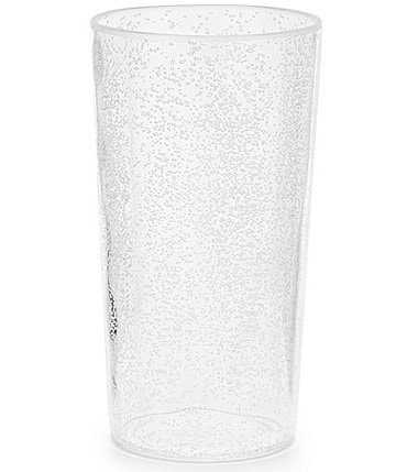 Image of Southern Living Acrylic Clear Bubble Highball