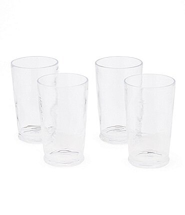Image of Southern Living Acrylic Ribbed Tumbler Drinkware