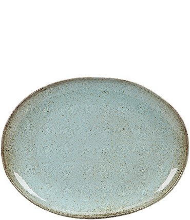 Image of Southern Living Astra Collection Glazed Oval Platter