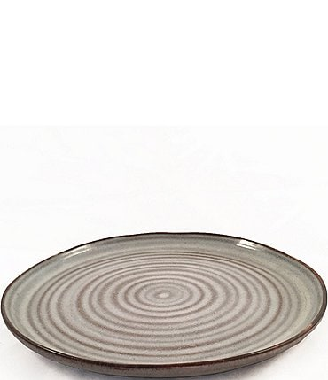 Image of Southern Living Astra Collection Glazed Stoneware Salad Plate