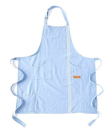 Image of Southern Living Blue Ultimate Apron