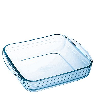 Image of Southern Living Borosilicate Glass Square Roaster