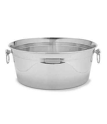 Image of Southern Living Spring Collection Classic Ribbed Party Tub