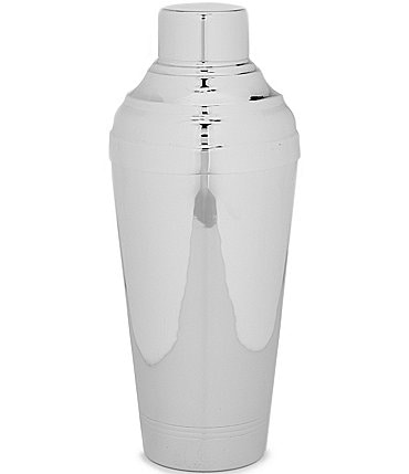 Image of Southern Living Classic Ribbed Cocktail Shaker