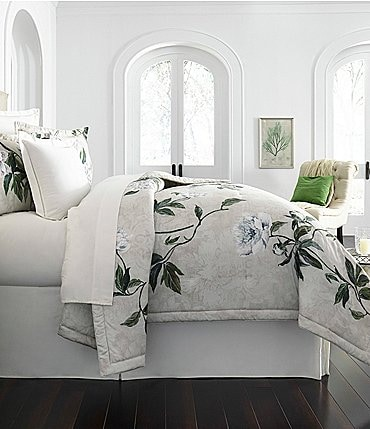Image of Southern Living Ellory Floral Comforter Mini Set