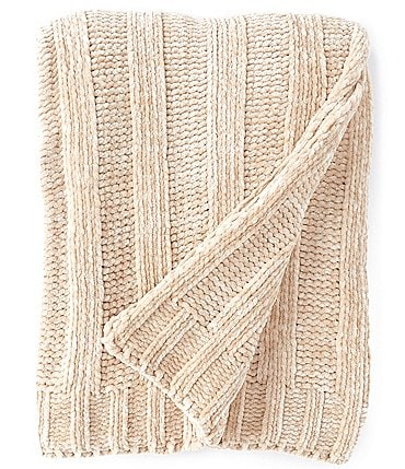 Image of Southern Living Gemma Chenille Throw