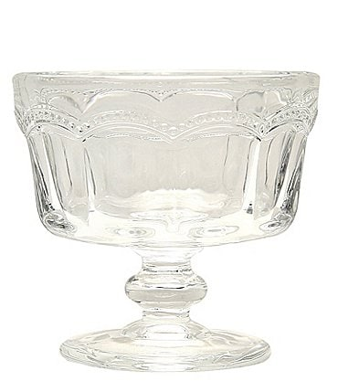 Image of Southern Living Footed Glass Dessert Dish