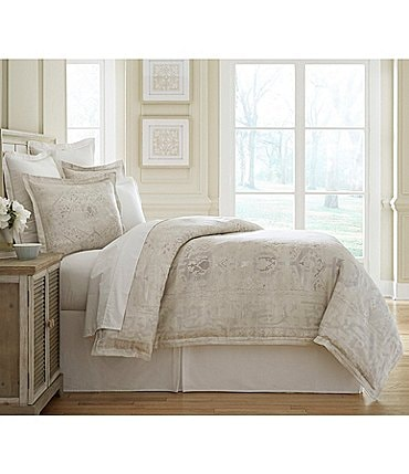 Image of Southern Living Gentry Duvet Mini Set