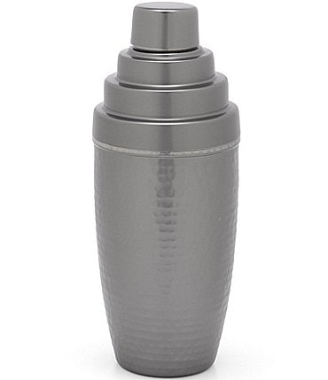 Image of Southern Living Gunmetal Hammered Shaker