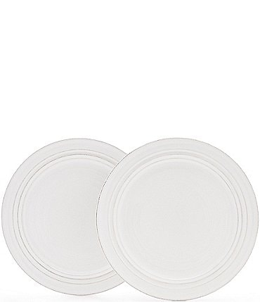 Image of Noble Excellence Harper Collection Dinner Plates, Set of 2