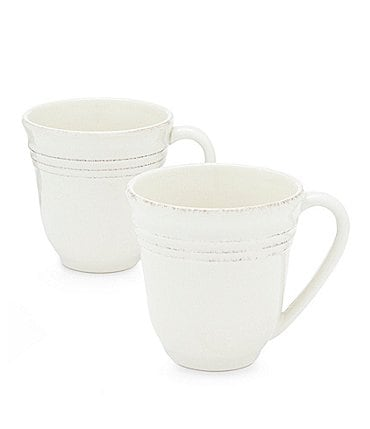 Image of Noble Excellence Harper Mugs, Set of 2