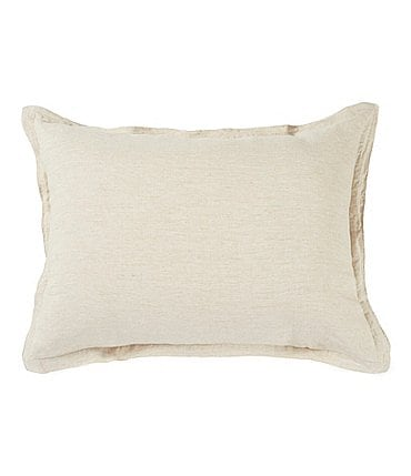 Image of Southern Living Heirloom Distressed Linen Sham