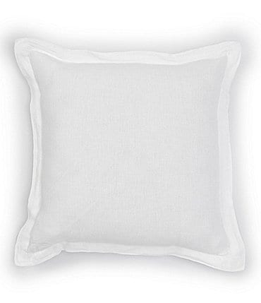 Image of Southern Living Heirloom Linen Square Pillow