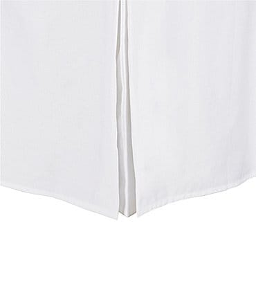 Image of Southern Living Heirloom Pleated Sateen Bed Skirt