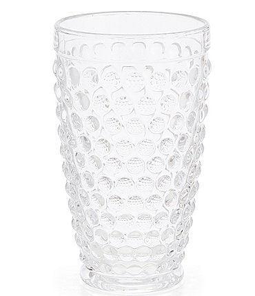 Image of Southern Living Hobnail Glass Tumbler