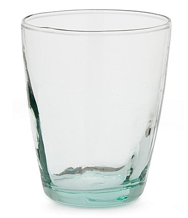 Image of Southern Living Ibiza Recycled Double Old Fashioned Glass