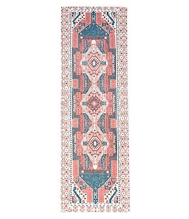 Image of Southern Living Kitchen Solution Collection Kilim Kitchen Floor Mat