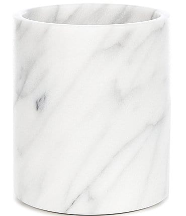 Image of Southern Living Marble Utensil Crock