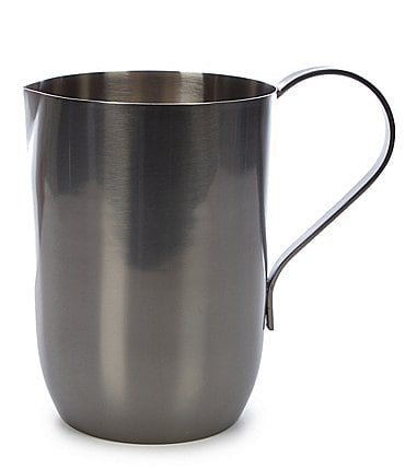 Image of Southern Living Modern Grey Stainless Steel Pitcher