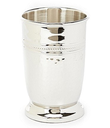 Image of Southern Living Nickel-Plated Brass Tumbler