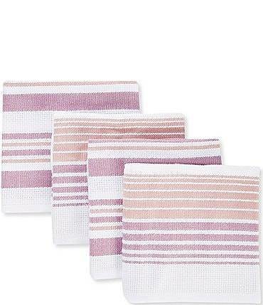 Image of Southern Living Kitchen Solution Collections Set of 4 Dish Cloths