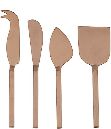Image of Southern Living Square Cheese Tool, Set of 4