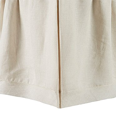Image of Southern Living Simplicity Aiden Linen Bed Skirt