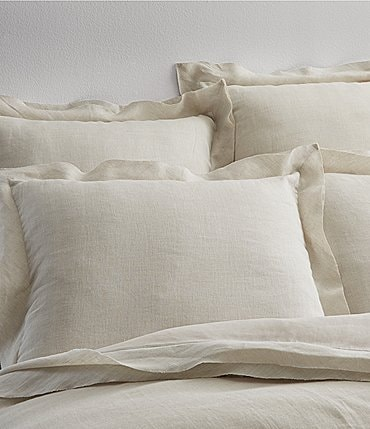 Image of Southern Living Simplicity Aiden Linen Duvet