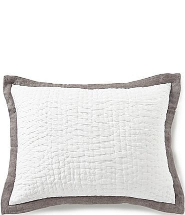 Image of Southern Living Simplicity Collection Addison Taupe Sham