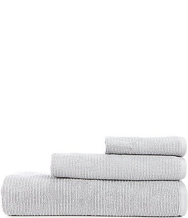 Image of Southern Living Simplicity Collection Hudson Zero Twist Round Corner Bath Towels