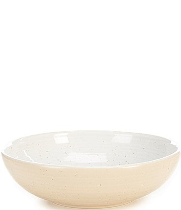 Image of Southern Living Simplicity Speckled Collection Pasta/Soup Bowl
