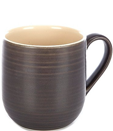Image of Southern Living Simplicity Speckled Black Coffee Mug